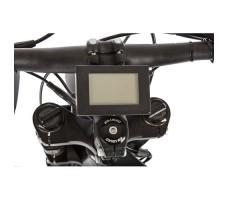 фото дисплея на руле велогибрида Eltreco SPARTA NEW ЛЮКС Carbon
