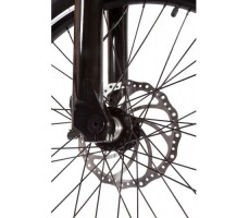 фото тормозного диска переднего колеса велогибрида Eltreco SPARTA NEW ЛЮКС Orange