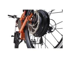 фото тормозного диска велогибрида Eltreco SPARTA NEW ЛЮКС Orange