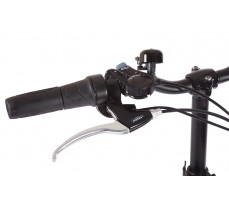 Фото переключателя скоростей велогибрида Eltreco TT 500W Matt Black
