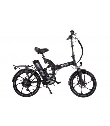 Велогибрид Eltreco TT 500W Matt черный | Купить, цена, отзывы