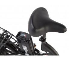 Фото сиденья электровелосипеда Eltreco TT 500W Spoke Matt Black