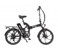 Велогибрид Eltreco TT 500W Spoke Matt Black