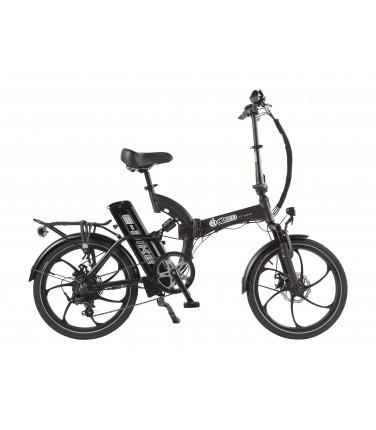 Велогибрид Eltreco TT 500W Spoke Matt черный | Купить, цена, отзывы