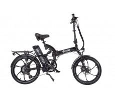 Велогибрид Eltreco TT 500W VIP Matt Black