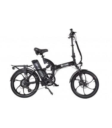 Велогибрид Eltreco TT 500W VIP Matt черный | Купить, цена, отзывы