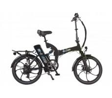 Велогибрид Eltreco TT 350W Grey