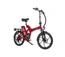 Велогибрид Eltreco TT 350W Red