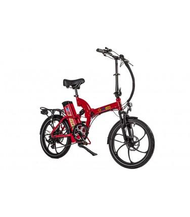 Велогибрид Eltreco TT 350W красный | Купить, цена, отзывы