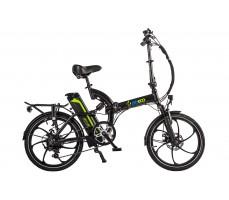 Велогибрид Eltreco TT 350W Black