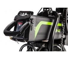 Фото батареи велогибрида Eltreco TT 350W Black