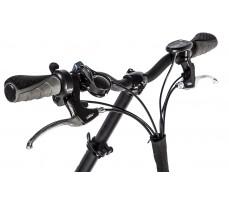 Фото руля велогибрида Eltreco TT 350W New Camouflage