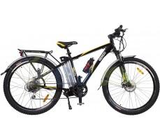 Велогибрид Eltreco ULTRA 500W Black