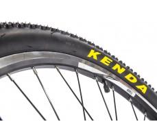 Фото покрышки велогибрида Eltreco Vitality ES 600 White