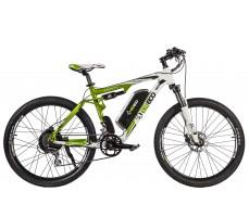 Велогибрид Eltreco Vitality ES 600 White