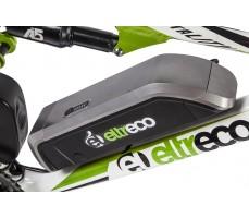 Фото батареи велогибрида Eltreco Vitality ES 600 White