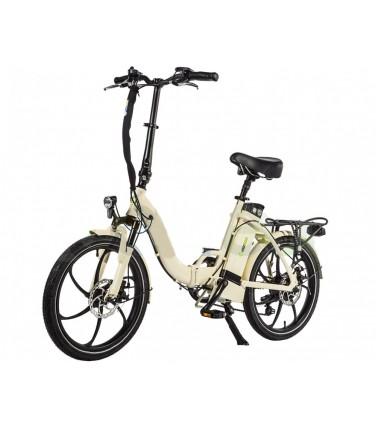 Велогибрид Eltreco WAVE 350W бежевый | Купить, цена, отзывы