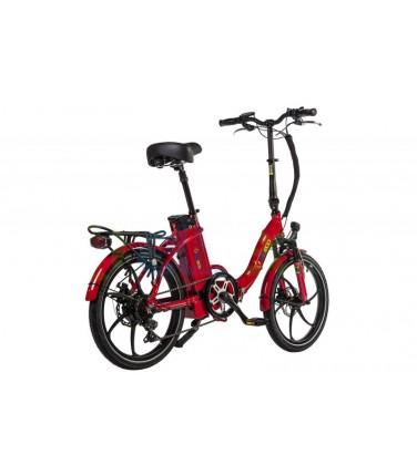 Велогибрид Eltreco WAVE 500W красный | Купить, цена, отзывы