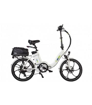 Велогибрид Eltreco WAVE 350W белый | Купить, цена, отзывы