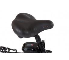 Фото сиденья велогибрида Eltreco WAVE 500W Matt White