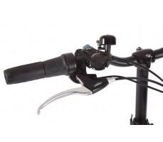 Фото переключателя скоростей велогибрида Eltreco WAVE 500W Matt Beige