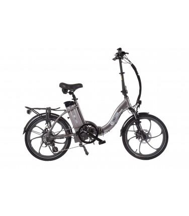 Велогибрид Eltreco WAVE 350W VIP серый| Купить, цена, отзывы