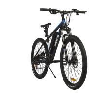 фото велогибрида Eltreco XT700 Black вид спереди