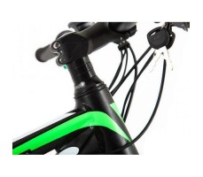 фото велогибрида Eltreco XT700 Black руль