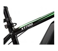 фото велогибрида Eltreco XT700 Black рама