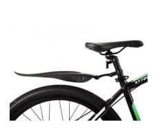 фото велогибрида Eltreco XT700 Black седло