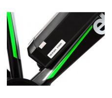 фото велогибрида Eltreco XT700 Black аккумулятор