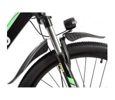фото велогибрида Eltreco XT700 Black амортизатор