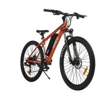 фото велогибрида Eltreco XT700 Orange вид спереди