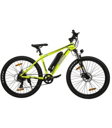 Велогибрид Eltreco XT700 Yellow | Купить, цена, отзывы