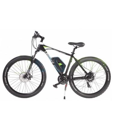 Велогибрид Leisger Basic MD5-650-B+MB зеленый | Купить, цена, отзывы