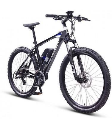 Велогибрид Leisger Basic MD5-650-B+MB синий | Купить, цена, отзывы