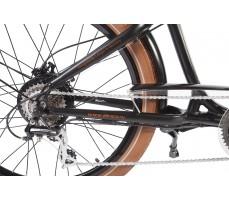 Фото цепи велогибрида Leisger CRUISER CD5-600DA Black