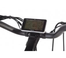 Фото бортового компьютера велогибрида Leisger CRUISER CD5-600DA Black