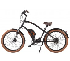 Велогибрид Leisger CRUISER CD5-600DA Black