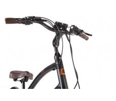 Фото руля велогибрида Leisger CRUISER CD5-600DA Black