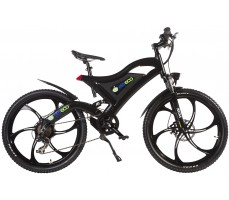 Велогибрид Eltreco STORM 500W Black
