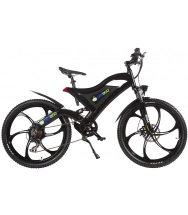 Велогибрид Eltreco STORM 500W черный | Купить, цена, отзывы