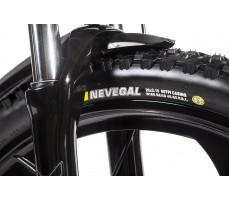 Фото маркировки покрышек велогибрида Eltreco STORM 500W Black