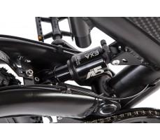Фото подвески велогибрида Eltreco STORM 500W Black