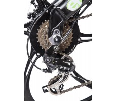 Фото педалей велогибрида Eltreco STORM 500W Black