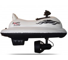 Фото гидроцикла Joy Automatic Aquatic scooter 300W White вид сбоку