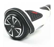 фото колеса гироборда GTF Jetroll  Classic Edition White Gloss