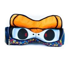 """Фото сумки для гироборда GTF Bag Mini Standard 4.5"""" с гиробордом внутри"""