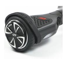 фото колеса гироборда GTF Jetroll  Classic Edition Black Gloss