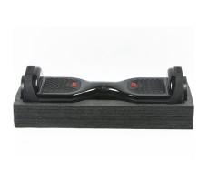 фото гироборда GTF Jetroll  Classic Edition Black Gloss на подставке